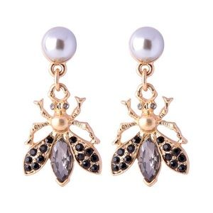 Accessories - Honey Bee Earrings